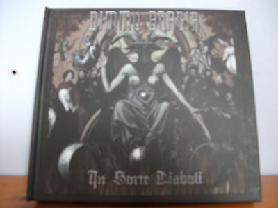 DIMMU BORGIR - IN SORTE DIABOLI (COLLECTORS EDITION - See Description)