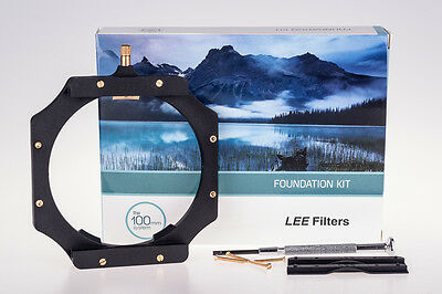 Lee Filters 100mm Foundation Kit plus 3 adapters