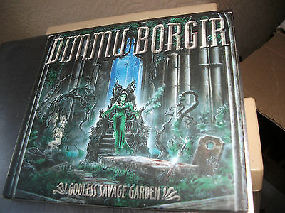 Dimmu Borgir - Godless Savage Garden (Gatefold Edition)