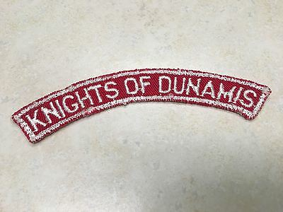 Knights of Dunamis Red & White Community Strip