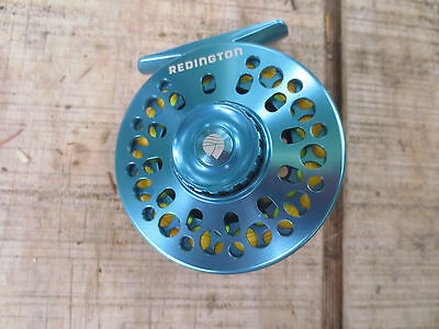 Redington Rise Reel 3/4wt with Fly Line Fly fishing great condition