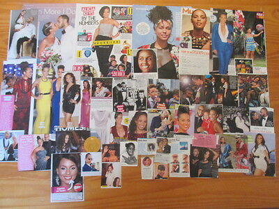 Alicia Keys Clippings