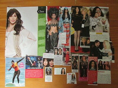 Cher Clippings