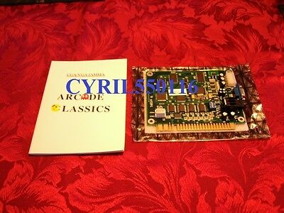 Arcade Classics 60 in 1 Jamma Pcb REAL UK SELLER, (NOT FROM JERSEY UK=CHINA)