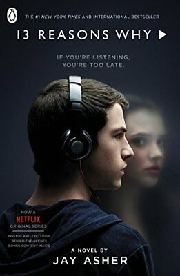 Thirteen Reasons Why: (TV Tie-in) by Jay Asher New Mass Market Paperback Book