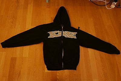 Killswitch Engage Disarm The Descent Hoodie KSE Hooded Sweatshirt Small