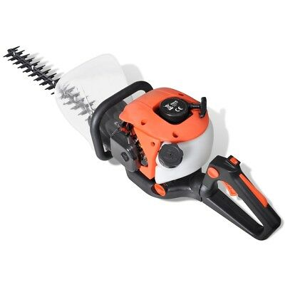 Hedge Trimmer Petrol Powered Garden Chainsaw 0,9 KW 2-Stroke Air-Cooled