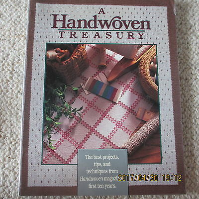 Handwoven Treasury / best projects from first 10 years of Handwoven