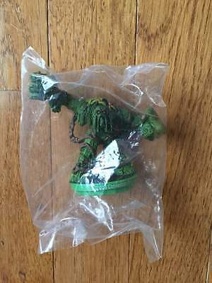 World Of Warcraft Bog Miniature 2008 Convention Preview Promo Blizzard Gen Con