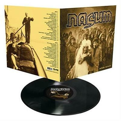 Nasum - Inhale/Exhale LP #91752