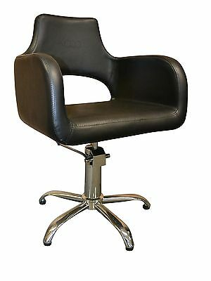 Koza Cutting Chair Black 8821 Hydraulic Lift Australian Stock