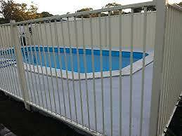 Pool fencing -fence Any colour