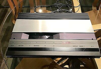 Very Nice  Bang & Olufsen Beogram Cd3300 Type 5143 Perfect Working Cond