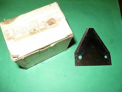 22 MacDon Swather NOS Knife Sections Part# k13752-1