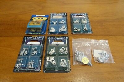 Epic 40k / Armageddon / Space Marine – Eldar Lot 1