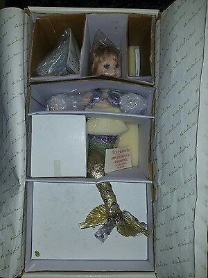 NEW RARE 1998 Mirabelle By Judy Belle & Danbury Mint Mermaid Doll Accessories