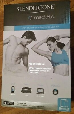 Slendertone Connect Abs Abdominal Toning Belt Fitness Health