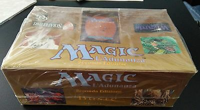 MAGIC ✰✰✰ european unlimited Booster Box ✰✰✰ italian - factory sealed
