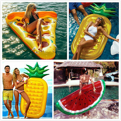 Giant Inflatable Water Float Raft Swimming Toys Lounger Beach Pool Fun 7869HC