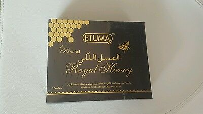 Etumax Royal Honey for him ORIGINAL 100%  Authorised Australian Seller