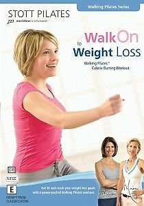 Stott Pilates - Walk On To Total Weight Loss (DVD)