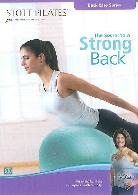 Stott Pilates - The Secrets to a Strong Back (DVD)