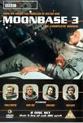 Moonbase 3 - The Complete Series (DVD, 2008, 2-Disc Set)