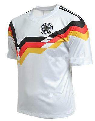 Retro Vintage 1990 FIFA World Cup Germany soccer home jersey