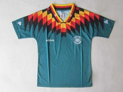 Retro Vintage 1994 FIFA World Cup Germany soccer away  jersey