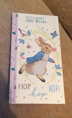 Peter Rabbit Slim 2017 Diary (Beatrix Potter)