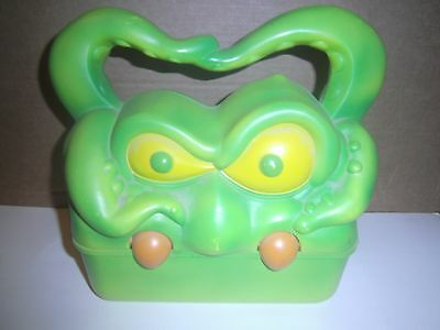 Rare Creature Features Monster Lunchbox Plastic Green by Pam & Frank