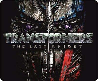 Transformers The Last Knight Colour Mouse Mat