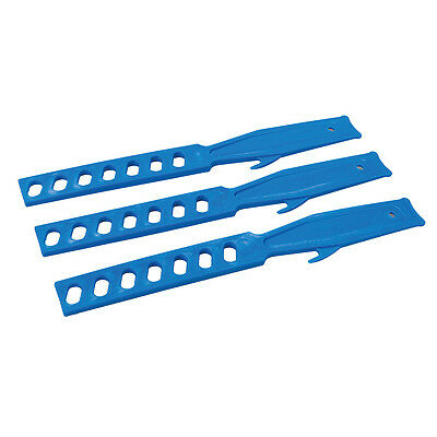 Silverline Paint Plaster Mixing Sticks 3 Pack 282645
