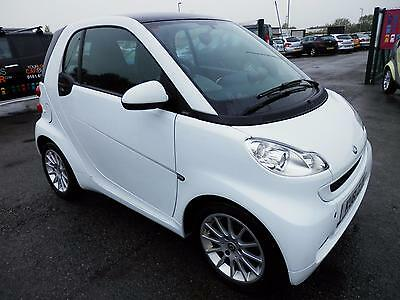 2011 Smart ForTwo 0.8 CDi Softouch Passion Automatic