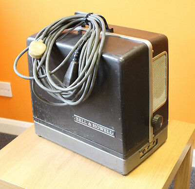 Film Projector - Bell and Howell 16mm Filmosound 644