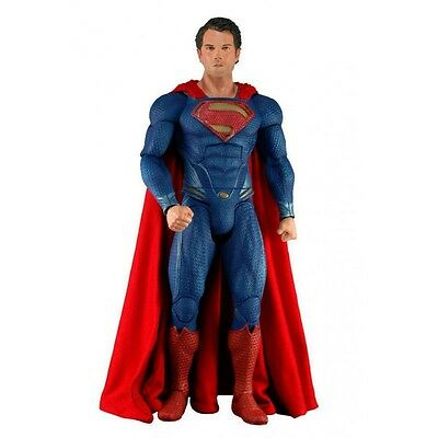 """Superman The Man Of Steel Superman 18"""" Inches 45Cm Action Figure Neca"""