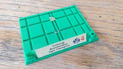 Warhammer Battle Masters Replacement Grimborg the Ogre Movement Tray