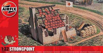 AIRFIX STRONGPOINT in 1:3 2 Diorama Kit A06380