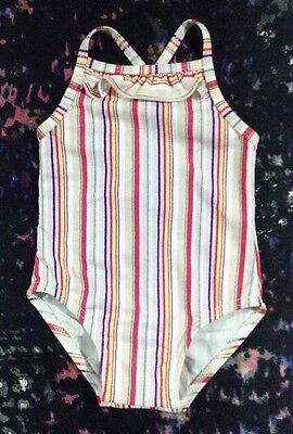 OUCH Baby Girls Bathers Size 0 New