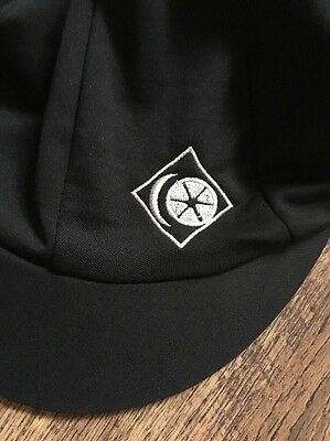Charles Owen Black Lycra Skull Cap Cover Size Medium
