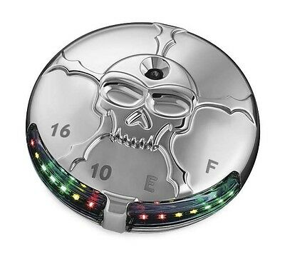 Kuryakyn - 7357 - Zombie LED Fuel and Battery Gauge