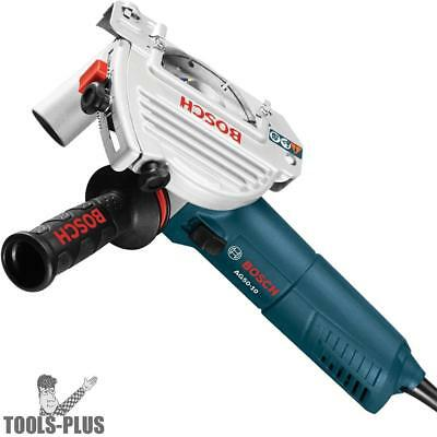 10 Amp Angle Grinder with Tuckpointing Guard Bosch Tools AG50-10TG New