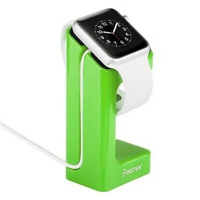iWatch Charger Stand Holder Charging Docking Station For Apple Watch GREEN (D7)