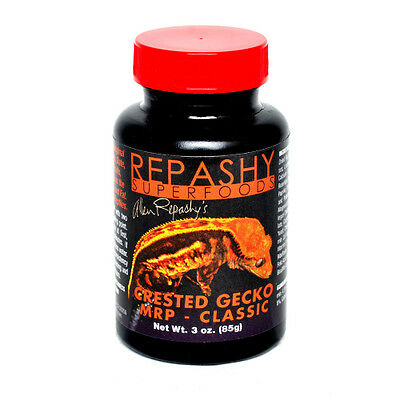 Repashy Superfoods Crested Gecko Diet 3oz Classic - Meal Replacement Powder