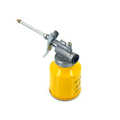 High Pressure Hand Pump Oiler Oil Pot Can Spray Gun Hose For Hand tool