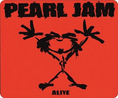 Pearl Jam Alive Mouse Mat