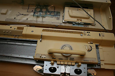 Stricken kreativ Computerstrickmaschine  Brother KH 950i