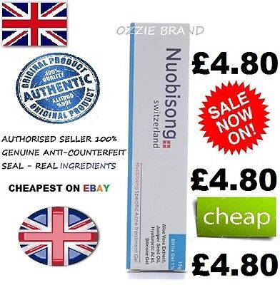 Nuobisong-Authentic Acne Scar Removal Gel Blemishes Stretch Marks Defect Uk