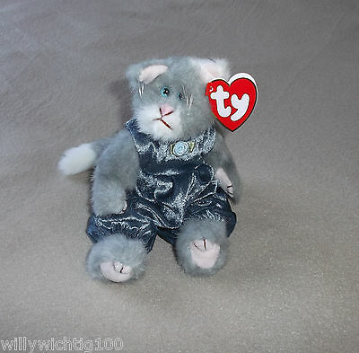 BEANIE BABIES TY - ATTIC TREASURE - Whiskers