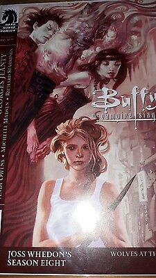 Buffy the vampire slayer series 8 #12 comic